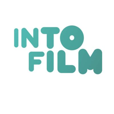 Project 10. Into Film Logo